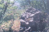 Zidine utvrde Brec iznad Crivackog polja