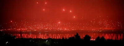 Hajduk: 100 godina - bakljada
